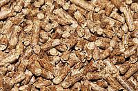 Древесные пеллеты (топливыне гранулы)