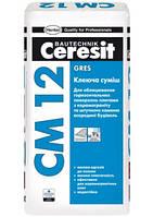 Смесь клеящая Ceresit CM12 25 кг
