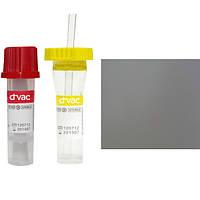Микропробирка для капиллярной крови с фторидом натрия+Na2EDTA с капилляром, крышка серая, 0.2 мл;0.5 мл;1.0 мл