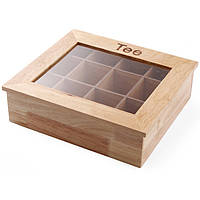 Коробка для чая  Hendi 456514
