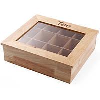 Коробка для чаю, 300x280x90 мм, Hendi