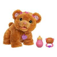 Малыш интерактивный медвежонок FurReal Friends Woodland Sparkle Peanut Butter