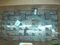 Рефленые ножи 0013 вк8 с твердосплавной пластиной   ножи к торцевым фрезам