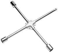 """Ключ баллонный крестовой 17,19,21 мм & 1/2"""" усиленный TOPTUL AEAL1616"""