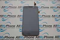 Дисплейный модуль для мобильного телефона Lenovo S650 Black