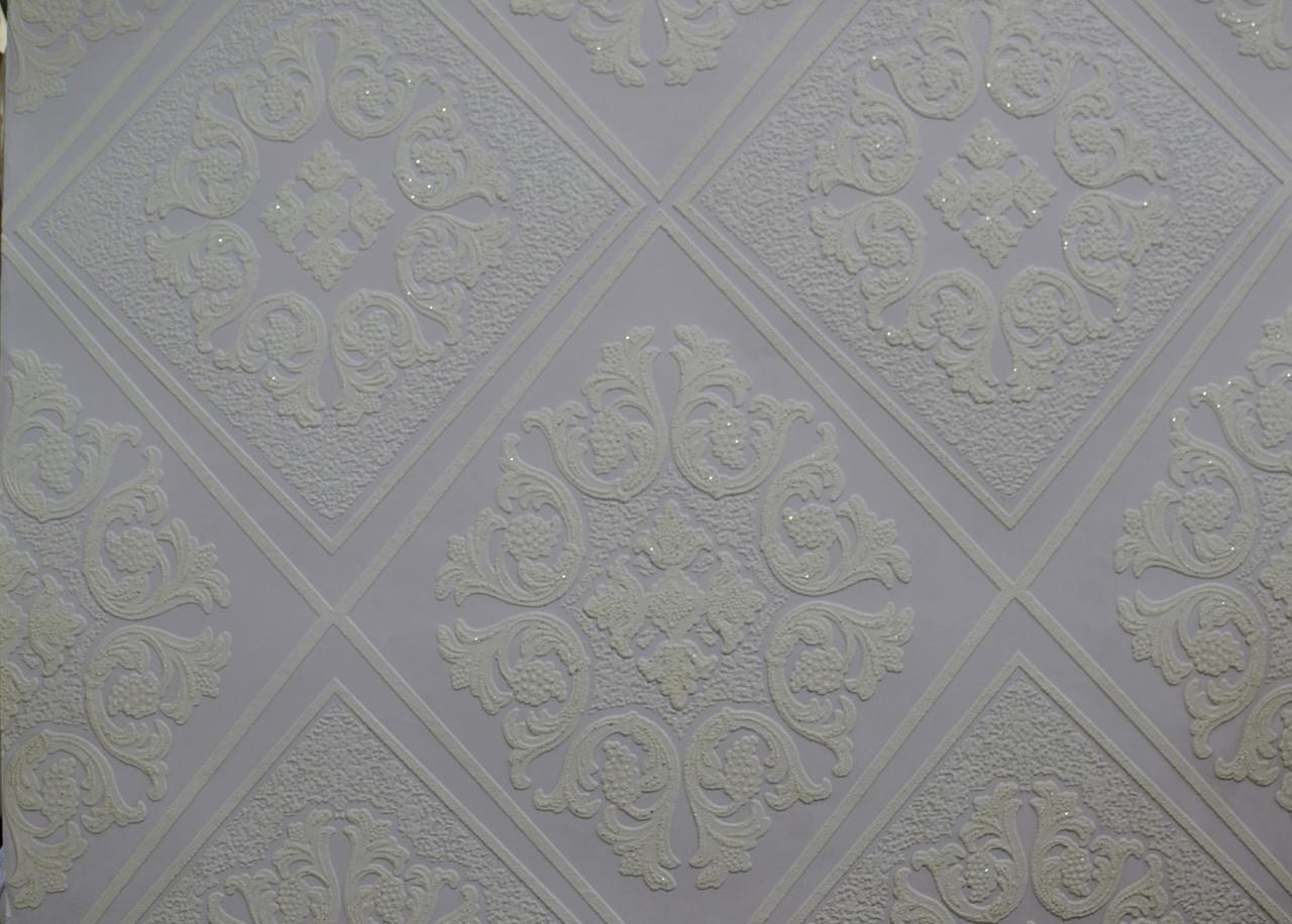 Обои на стену, виниловые, 125-01, 0,53х10м