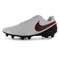 Мужские футбольные бутсы Nike Tiempo Mystic V FG Оригинал, фото 1
