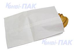 Пакет для хлеба средний 350х220х60 (Белый крафт)