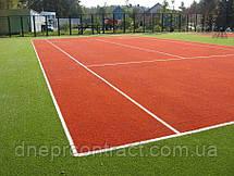 Искусственная спортивная трава для тенниса NewGrass T6-ITF 1, фото 3