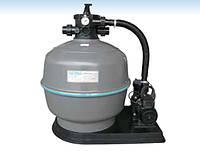 Моноблок - песочный фильтр Waterco Т500 + насос Aquamite 075