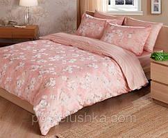 Комплект постельного белья Tac Delux Shadow розовый