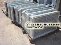 Воздухонагреватели с биметаллическим спирально-накатным алюминиевым оребрением