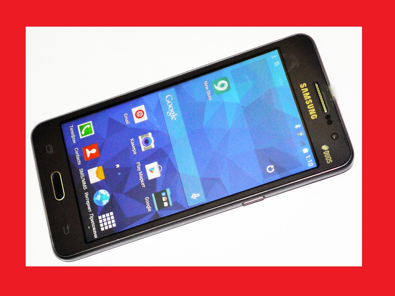 "Samsung Galaxy Grand Prime G530 5"" 2 Ядра 2Мп 512Мб/2GB"