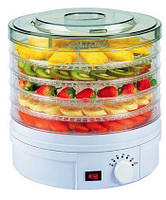 Сушилка для овощей и фруктов Supretto с регулятором температуры