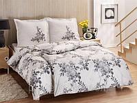 Комплект постельного белья Tac Delux Lorca серый