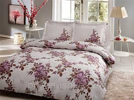 Комплект постельного белья Tac Delux Lorca лиловый
