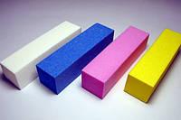 Баф 4-х сторонний разноцветный БО1723