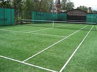 Строительство футбольного поля с исусственным покрытием