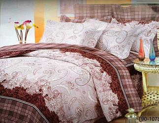Двуспальный комплект постельного белья Жардин