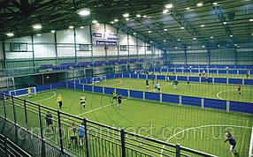 Искусственная спортивная трава газон для футбола, мини футбола. тенниса