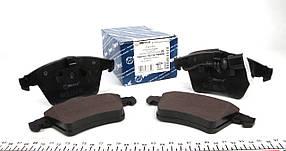 Колодки тормозные передние VW T5 2003- Meyle- 0252374618 -Германия