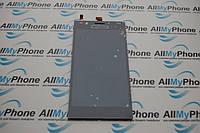 Дисплейный модуль для мобильного телефона Lenovo К900 Black