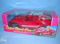 Кабриолет машина для куклы Барби 22010