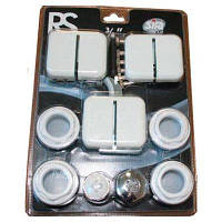 Комплект для монтажа радиаторов серии RS 1х3/4 , Sira Group