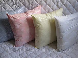 Подушка тик холофайбер 70*70 (2920) TM KRISPOL Україна