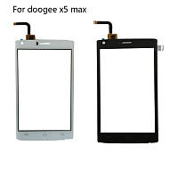 Сенсорный экран для Doogee X5 Max Белый (сенсор, touch screen)