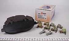 Колодки тормозные передние Вито 639, 2003-  Autotechteile A4261 Германия, фото 3