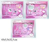 Аксессуары для причесок и макияжа 814-7A/3A/4A