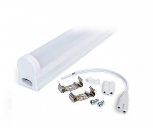 Светильник светодиодный интегрированный EV-IT-1200-6400-13 T8 18Вт 6400K G13 220-240В матовый, фото 2