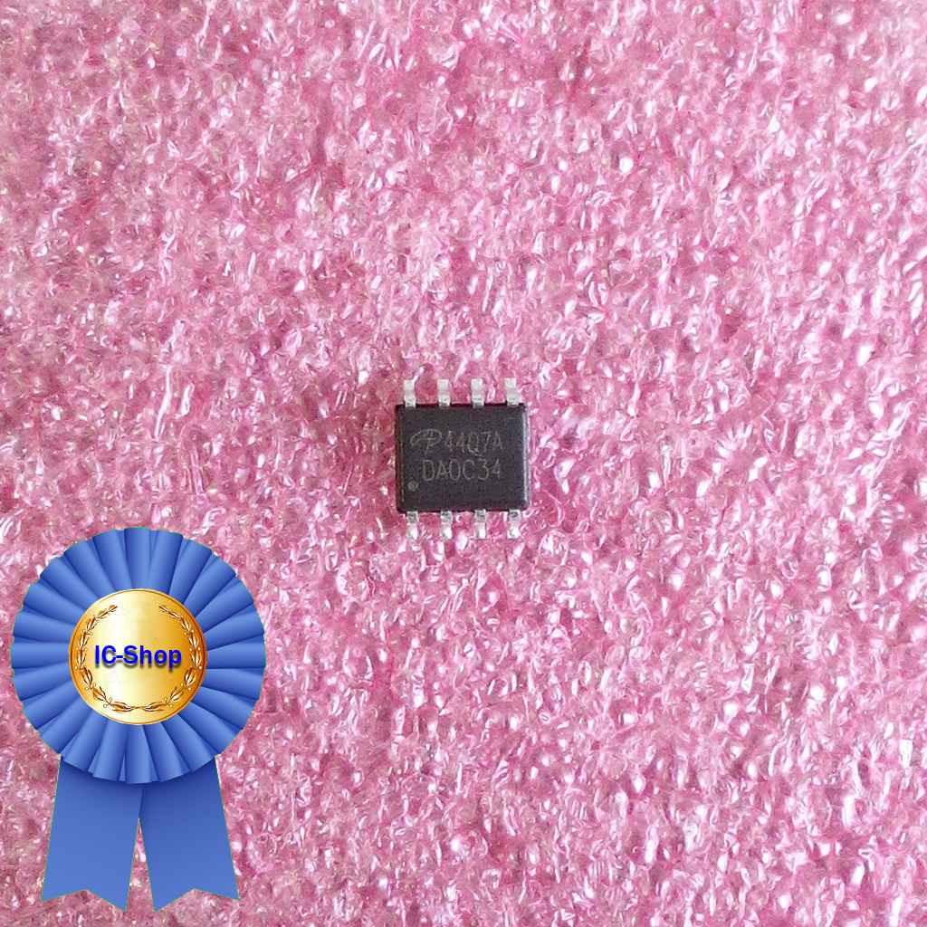 Микросхема AO4407A ( 4407A )