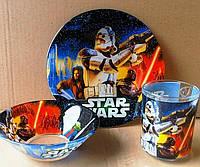 """Набор детской посуды """"StarWars"""""""