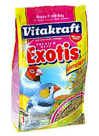Корм для экзотических птиц Vitakraft Exotis 1 кг