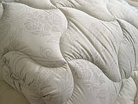 Одеяло полуторное холофайбер хлопок 150*210 (4414) TM KRISPOL Украина