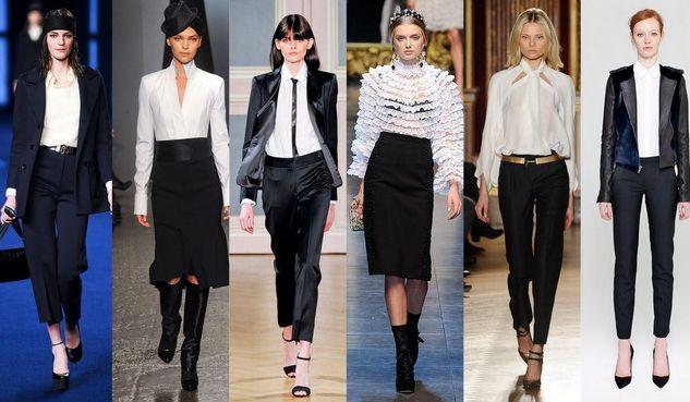 ТОП-30 базовых сочетаний, которые должна знать каждая модница