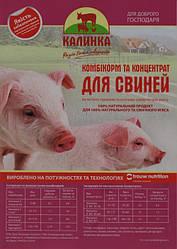Концентрат для свиней 25% (10кг)