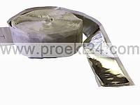 Оконная лента внутренняя полнобутиловая фольгированная 50мм*15м  Робибанд