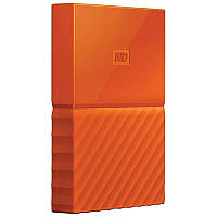 "HDD ext 2.5"" USB 1.0TB WD My Passport Orange (WDBYNN0010BOR-WESN)"