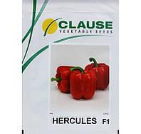 Семена перца Геркулес F1 (Clause) 5 г - среднеранний (70-75 дней), кубовидный, красный, сладкий