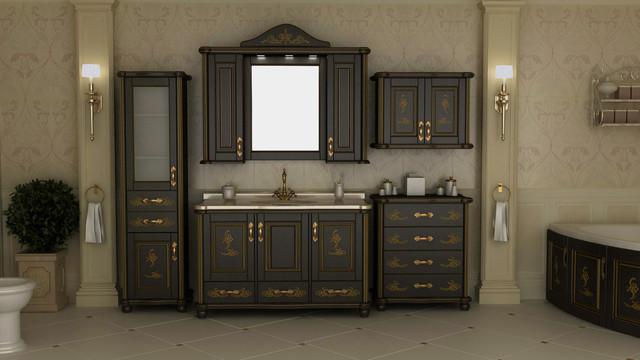 Мебель для ванной комнаты.Какая она?