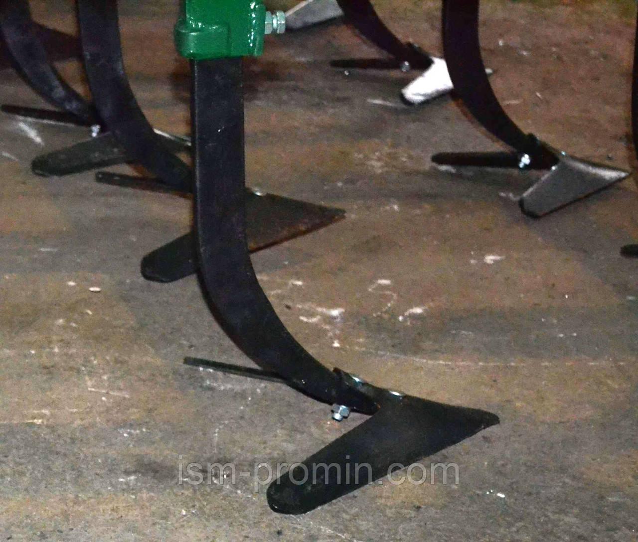Стойка в сборе с лапой 5,4 (270 мм) для культиватора КПН