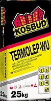 Универсальный клей для систем теплоизоляции на основе каменной ваты TERMOLEP-WU КОСБУД (KOSBUD) 25кг