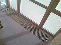 Решетка декоративная дубовая .390х1000