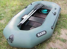Лодки надувные Барк (Bark) гребные