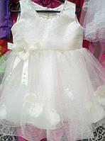 """Платье детское на девочку """"Белый сон"""" платье на утренник"""