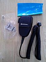 Тангента (микрофон) для рации, радиостанции Motorola
