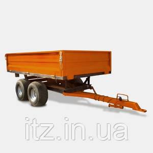 Причіп на трактор 22-25 л. с (2 тонни)
